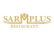 Logo Sarm Plus Restaurant