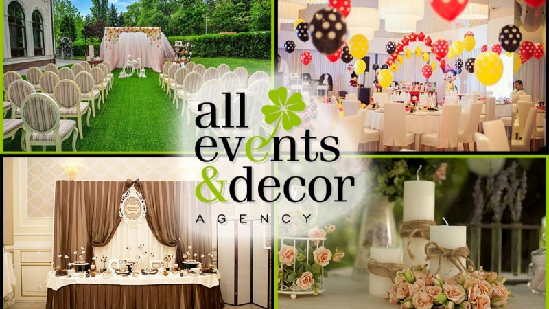 All Events and Decor Agency