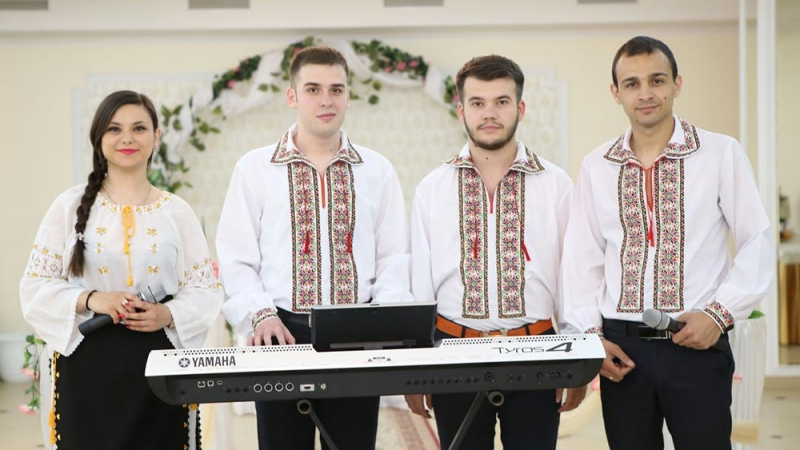 Formatia Modern - Music for wedding Chisinau